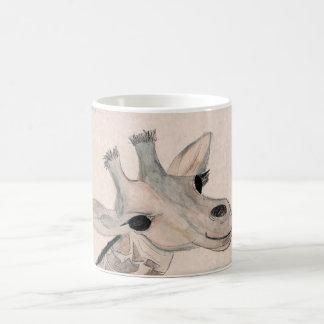 キリンのマグ モーフィングマグカップ