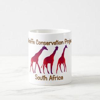キリンの保存のマグ コーヒーマグカップ