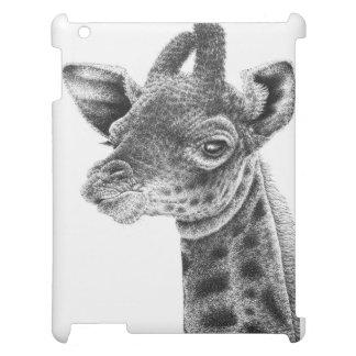 キリンの子牛のiPadの場合 iPadケース
