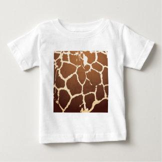 キリンの皮 ベビーTシャツ