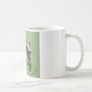 キリンの軽食 コーヒーマグカップ