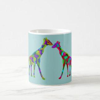 キリンはマグをlove コーヒーマグカップ