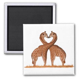 キリン愛ハートの磁石 マグネット