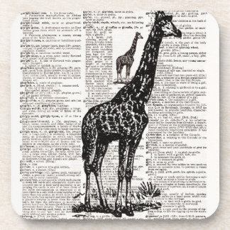 キリン辞書の芸術 コースター