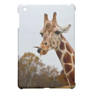 キリン|の野生動物の写真 iPad MINIカバー