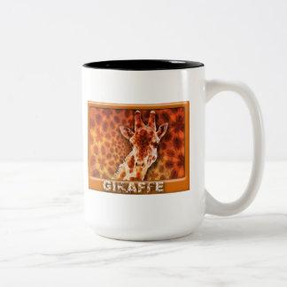 キリン ツートーンマグカップ