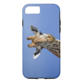 キリン、Giraffaのcamelopardalisのtippelskirchi、 iPhone 8/7ケース