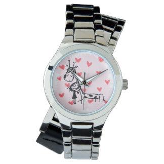 キリン + sadie =永久に親友 腕時計