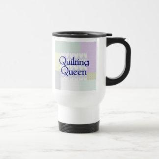 キルティングの女王のマグ トラベルマグ