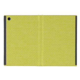 キルトにされた日光 iPad MINI ケース