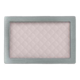 キルトにされるシャーロットのピンク赤ん坊のプリンセスのピンク正方形 長方形ベルトバックル