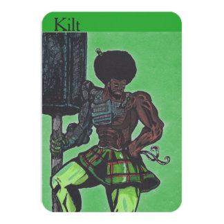 キルトのコレクターのカード カード