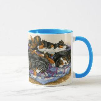 キルトのBerners マグカップ