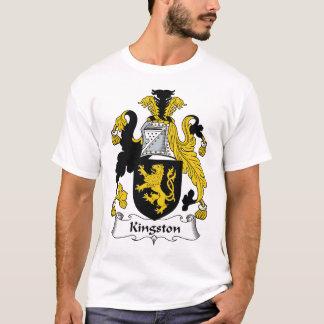 キングストンの家紋 Tシャツ