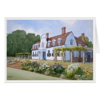 キングストンの家 カード