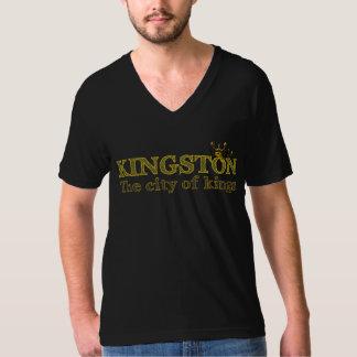 キングストンの王の都市 Tシャツ