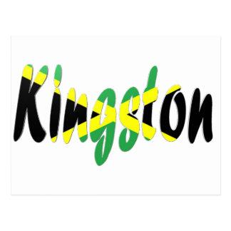 キングストン、ジャマイカ ポストカード