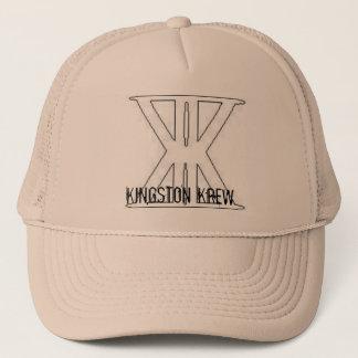 キングストンKREW キャップ