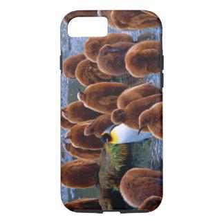 キングペンギンひよこのiPhone 7 iPhone 8/7ケース