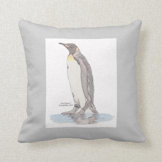 キングペンギン枕 クッション