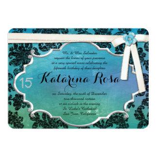 キンセアニェラの招待状 カード
