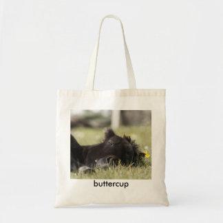 キンボウゲのバッグ トートバッグ