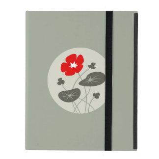 キンレンカ(iPadの場合) iPad ケース