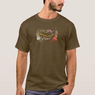 キーの渦のTシャツ Tシャツ