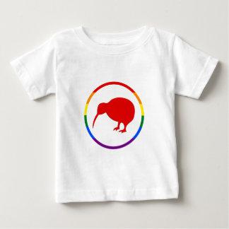 キーウィのプライド ベビーTシャツ