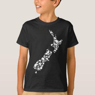 キーウィの作られる Tシャツ
