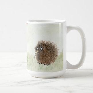 キーウィの鳥 コーヒーマグカップ