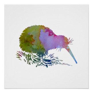 キーウィの鳥 ポスター