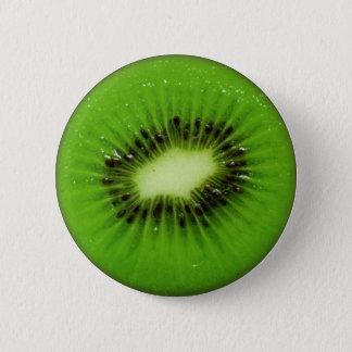 キーウィフルーツの新しい切れ-ボタン 5.7CM 丸型バッジ