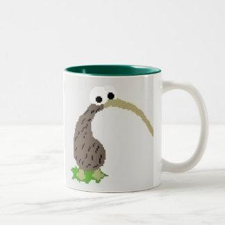 キーウィ1 ツートーンマグカップ