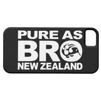 キーウィ、純粋なニュージーランド iPhone SE/5/5s ケース