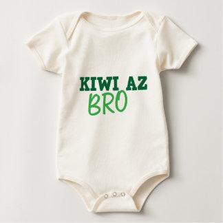 キーウィAz BRO (ニュージーランド) ベビーボディスーツ
