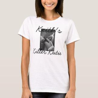 キースのキラーKutiesのTシャツ Tシャツ