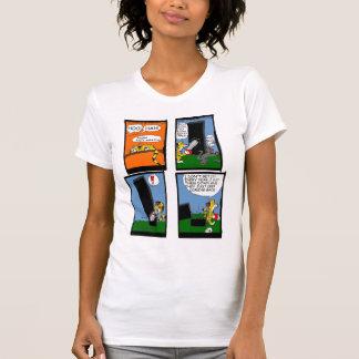 キースの水潜り鳥対。 一枚岩的組織 Tシャツ