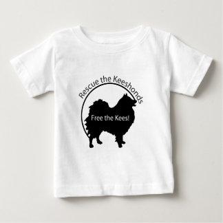 キースを放して下さい! ベビーTシャツ