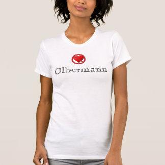 キースOlbermannのワイシャツ(女性)のための愛無し Tシャツ