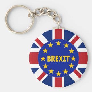 キーホルダーのイギリスの旗EU Brexit キーホルダー