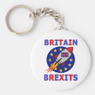 キーホルダーのイギリスBrexits キーホルダー