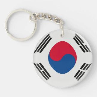 キーホルダーの南朝鮮の旗 キーホルダー