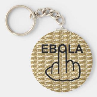キーホルダーの送風Ebola キーホルダー