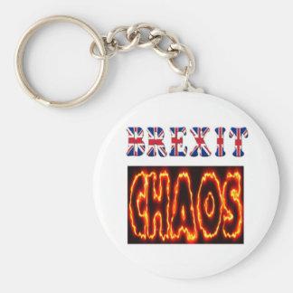 キーホルダーのBrexitの無秩序 キーホルダー