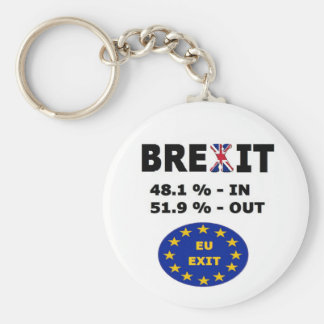 キーホルダーのBrexitの結果 キーホルダー