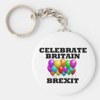 キーホルダーはイギリスBrexitを祝います キーホルダー