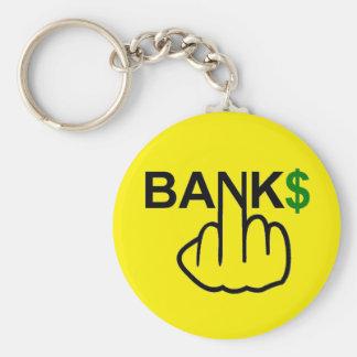キーホルダー銀行は買収します キーホルダー