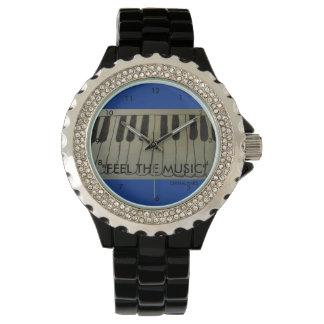 キーボードの腕時計 腕時計
