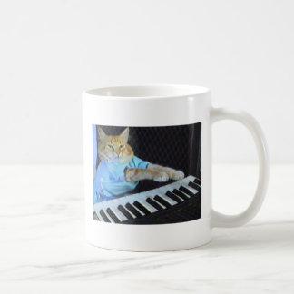 キーボード猫のコーヒーのマグ! コーヒーマグカップ